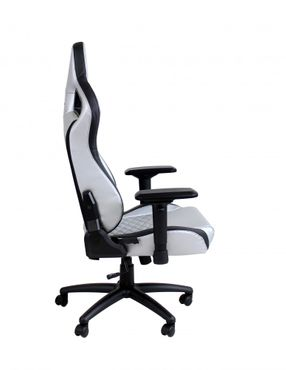 Speedmaster Chair Silber - Carbonfaser Optik – Bild 2