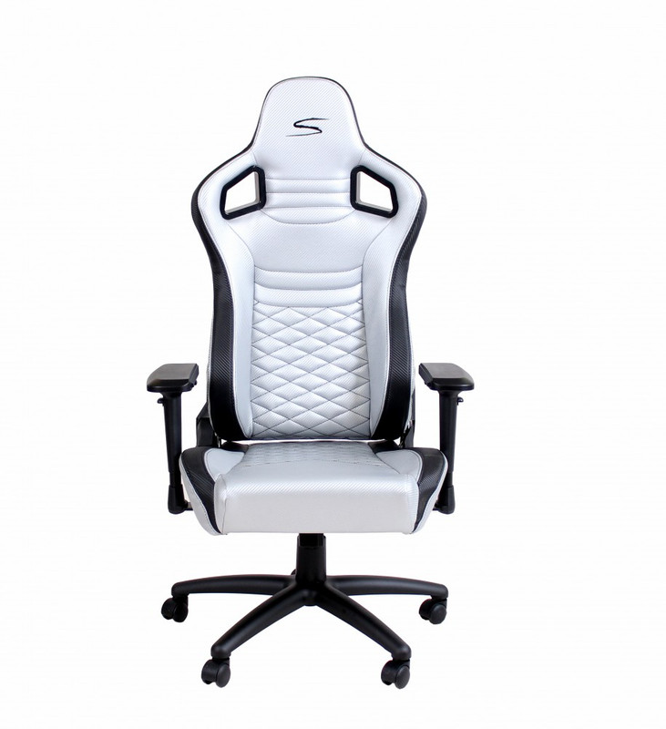 Speedmaster Chair Silber - Carbonfaser Optik – Bild 3