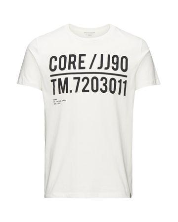 Jack & Jones CORE Tshirt JCOWALL TEE SS CREWNECK WALL 12106008