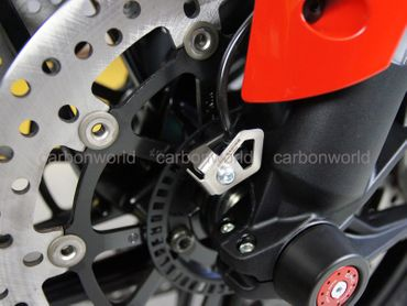 ABS sensor protection CNC Racing Ducati Diavel+Multistrada 1200, Hypermotard 821 – Image 2
