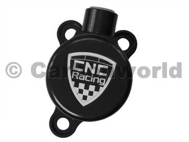 Nehmerzylinder schwarz CNC Racing für Ducati Panigale