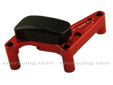 protection pompe e eau rouge CNC Racing pour Ducati – Image 3