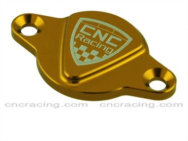 engine cover gold CNC Racing for Ducati Diavel, Monster, MTS, Hyper... – Image 2