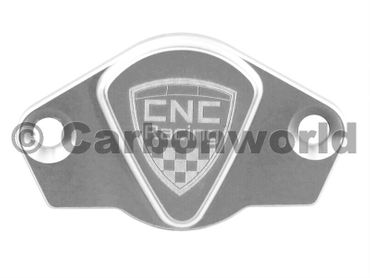engine cover titanium CNC Racing for Ducati – Image 1