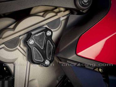 Zylinderdeckel schwarz CNC Racing  für Ducati Panigale – Bild 3