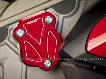 cams cover red CNC Racing for Ducati Panigal – Image 2