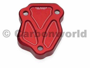 Zylinderdeckel rot CNC Racing für Ducati Panigale – Bild 1