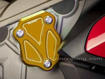 cams cover gold CNC Racing for Ducati Panigale  – Image 2