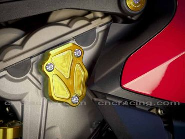 cams cover gold CNC Racing for Ducati Panigale  – Image 3