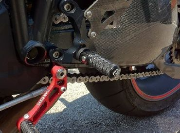 adjustable rearsets Ducabike for Ducati Streetfighter – Image 4