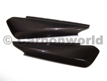 Fianchetto laterale in carbonio per Ducati Monster – Image 1