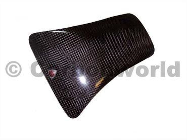 buckle guard carbon for Ducati 748 - 998 – Image 1