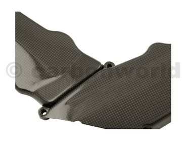 belt cover kit carbon for Ducati – Image 2