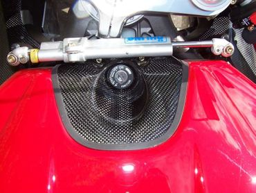carbon key guard for MV Agusta F4 – Image 2