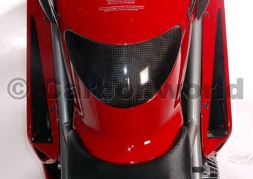 tankpad carbon for Ducati 749 999 – Image 2