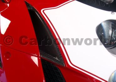 air intake small carbon for Ducati 749 999 – Image 2