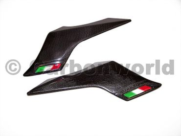 Revêtements en carbone Ram Air carbone MV Agusta F4 – Image 1