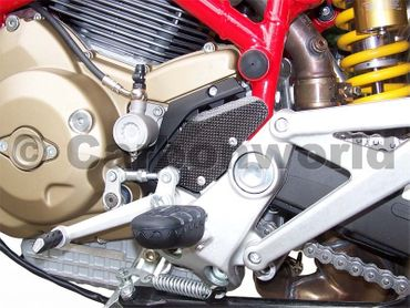 sprocket guard for Ducati Multistrada – Image 2
