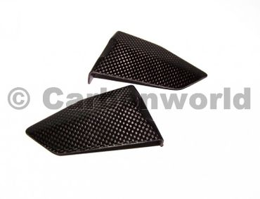 rear heelguards carbon for Ducati 749 999 – Image 1