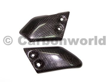 heel guard carbon for Ducati Monster – Image 1