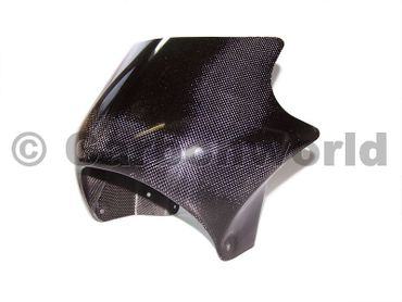 headlight fairing carbon for Ducati Monster – Image 1