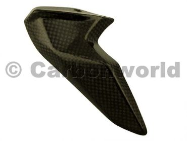 lower chain guard rear carbon for Ducati 1199 1299 Panigale – Image 1