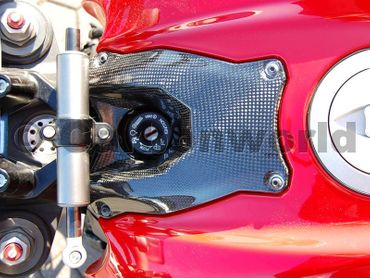 key guard carbon for Ducati Streetfighter – Image 2