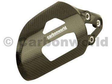 cover ammortizzatore carbonio aperto per Ducati 899 959 1199 1299 Panigale – Image 5