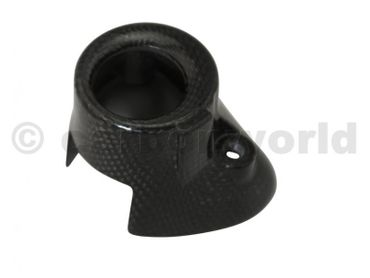 key guard carbon for Ducati Monster – Image 2