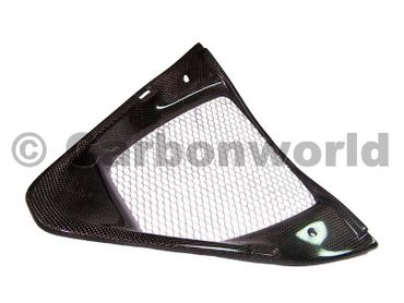 carbon fairing insert for MV Agusta F4 – Image 1
