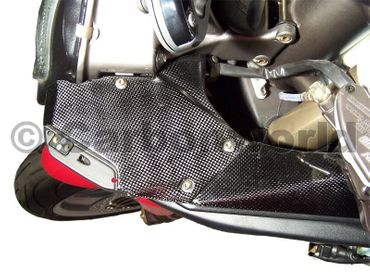 carbon fiber Instruments covers MV Agusta F4 – Image 3