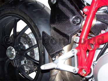 heelguards carbon for Ducati 1098 1198 848 – Image 2