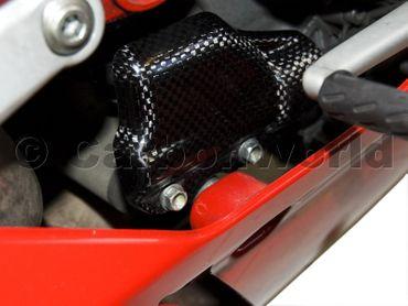 Bremspumpenabdeckung Carbon Ducati 1098 1198 848 – Bild 2