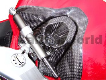 key guard carbon for Ducati 1098 1198 848 – Image 2