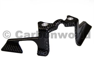 key guard carbon Ducati Monster ABS – Image 1