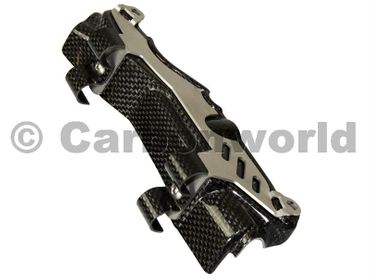 wire cover carbon for Ducati Monster Hypermotard – Image 2