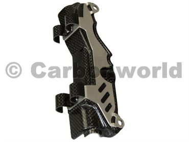 wire cover carbon for Ducati Monster Hypermotard – Image 1