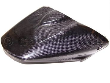 seat cover carbon for Ducati Monster – Image 1