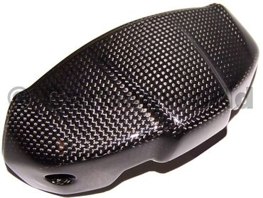 instrument guard carbon for Ducati Monster – Image 1