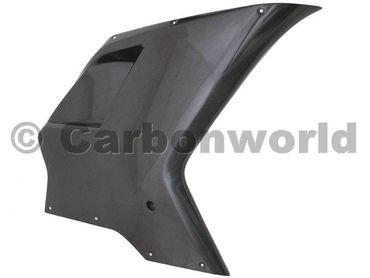 fairing side panel right carbon fiber Ducati 848 1098 1198 – Image 1