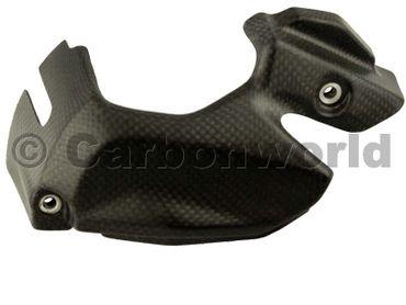 Ritzelabdeckung Carbon matt für Ducati 899 959 1199 1299 Panigale – Bild 1