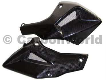 belly pan carbon for Ducati Multistrada 1200 – Image 1