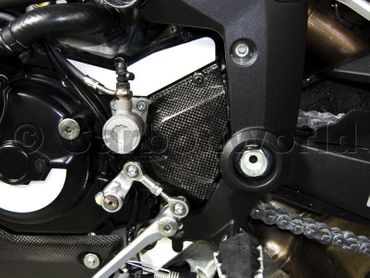 sprocket cover carbon Ducati Multistrada 1200 – Image 2