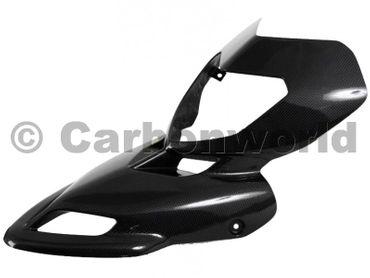 Lampenverkleidung Carbon Ducati Hypermotard – Bild 1