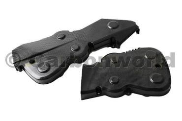 belt cover kit carbon Ducati 848 1098 1198 – Image 1