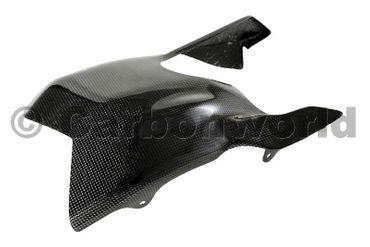 swingarm cover carbon for Ducati Streetfighter – Image 1