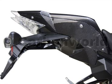 BMW S 1000 RR tail heat cover – Image 2