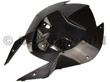 BMW S 1000 RR tail heat cover – Image 1