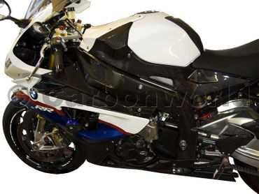 carbon fiber sidepanels BMW S 1000 RR – Image 2