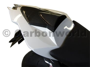 BMW S 1000 RR  carbon seat cover – Image 2